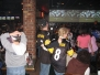Celebrating January 15TH 2006 Playoffs win vs Colts